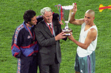 Ronaldo, Fergie, Gazza, Guardiola and Mourinho star in new film about Bobby Robson
