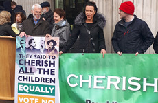 'Sinn Féin is an absolute disgrace' - We spoke to the republican pro-lifers at the GPO today