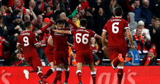 As it happened: Liverpool v Roma, Champions League semi-final