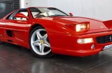 Motor Envy: The F355 GTS is a classically beautiful modern Ferrari