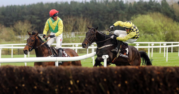 Elliott's Storyteller gifted big Punchestown win in one of the most bizarre finishes you'll see