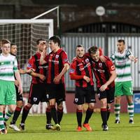 Last-gasp goal sees Longford stun Shamrock Rovers