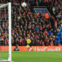 Here are all the goals from tonight's Liverpool-Roma game