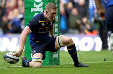 Sensational Leavy scoops main prizes at Leinster's end-of-season awards bash