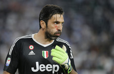 Angry Buffon rubbishes talk of rift with teammate
