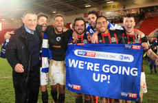 Blackburn Rovers are heading straight back to the Championship