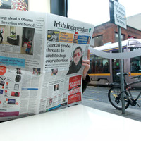 Ireland has slipped down in press freedom rankings because of concentrated ownership and defamation costs