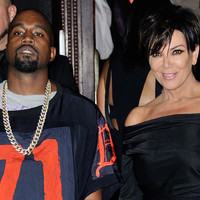 Another day, another Kardashian scandal, this time involving Kris, Kanye and Kim...it's The Dredge