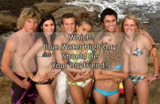 Which Blue Water High Guy Is Your Boyfriend?