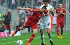 Ribery wants to stay at Bayern forever and ever and ever