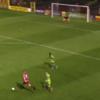 Shelbourne striker completes hat-trick with 35-yard stunner