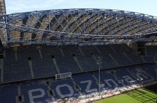 UEFA optimistic about the availability of Euro 2012 tickets