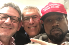 'We are both dragon energy' - Kanye and Trump tweet about each other as West wears MAGA hat
