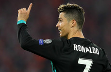 Serial winner Ronaldo breaks Champions League victory record