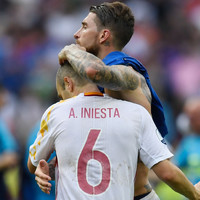 Ramos: If Iniesta was 'Andresinho', he would've won Ballon d'Or