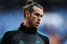 Bale assured by Zidane that Real Madrid are still 'relying' on him despite bench duty
