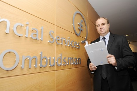 The Financial Services Ombudsman, Bill Prasifka, will be given the power to publish his 'name and shame' reports under new Fianna Fáil legislation.