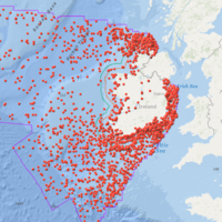 Shipwrecks from WWI and the Spanish Armada can be found on this new interactive map