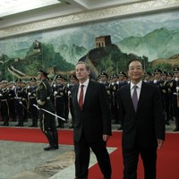 Enda tells China all the good reasons to visit Ireland - but what were they?