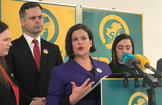 Mary Lou kicks off Sinn Féin's Yes campaign: 'I want my teenage daughter to grow up in a compassionate Ireland'