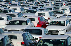 The car market is 'shrouded in uncertainty' as imports outpace new registrations