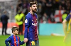 Messi scores in EU court battle to trademark name
