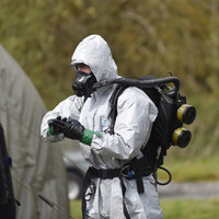 Defence Forces conduct exercise to help prepare for 'dirty bomb' attacks