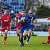 'The injury has come on leaps and bounds': McGrath on track for Champions Cup final