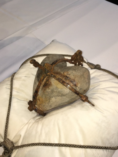 'Priceless' stolen relic returned to Christ Church Cathedral after gardaí find it in Phoenix Park