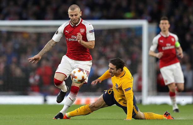As it happened: Arsenal v Atletico Madrid, Europa League semi-final