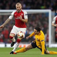 As it happened: Arsenal v Atletico Madrid, Europa League semi-final first leg