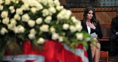 In pictures: final farewell to Jim Stynes in Melbourne