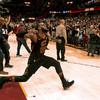 NBA confirms LeBron's big block on Oladipo was illegal goaltending