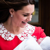 Royal baby named Louis in tribute to Lord Mountbatten, who was killed by the IRA in 1979