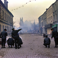 Injured in The Troubles: 'I don't know whether they're just waiting for us to die off'