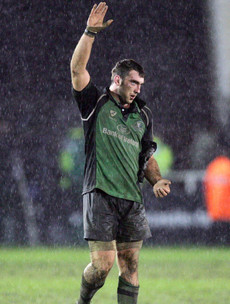 'Loyalty, leadership, heart and passion': Connacht produce fitting Muldoon tribute video