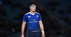 'I can't wait to pull on the Leinster jersey. It feels good to be a rugby player again'