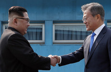 'There will be no more war on the Korean Peninsula': The week in quotes