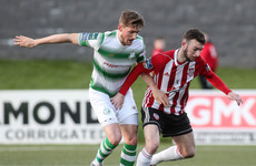 Rovers fail to convert chances against Derry as wait for win continues