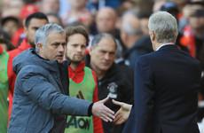 Mourinho regrets 'negative episodes' with Wenger