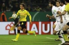 Staying in Germany: Goetze signs new deal with Dortmund