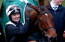 Katie Walsh announces retirement after riding winner at Punchestown