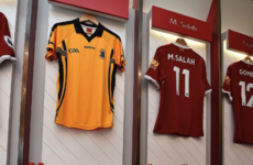 St Peter's GAA jersey hangs in Liverpool dressing room as club shows support for Sean Cox