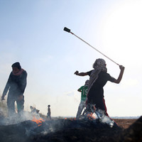 Palestinian teen dies as death toll from new Gaza demonstrations increases to 45
