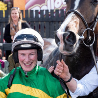 Nina Carberry joins Katie Walsh in retirement after Punchestown victory