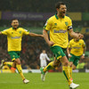 Man-of-the-match Hoolahan bids fond farewell with goal and assist in final Norwich appearance