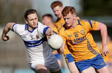 No Connolly once again as ex-Mayo forward Varley hits 1-8 to see Vincent's past Na Fianna