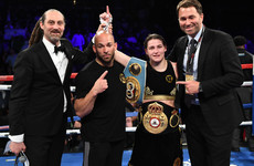Supreme Katie Taylor lights up Brooklyn as she unifies lightweight world titles