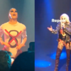 RuPaul's Drag Race star Sharon Needles gave a shout-out to the repeal movement during her Dublin gig