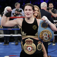 'Two down, two to go' - Katie Taylor shows her class both inside and outside the ring